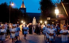 0121 Kaarskensprocessie Baarle-Hertog